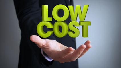 Redukowanie kosztów podmiotów już pracujących z Chinami